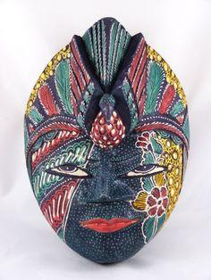 Masque indonésien.
