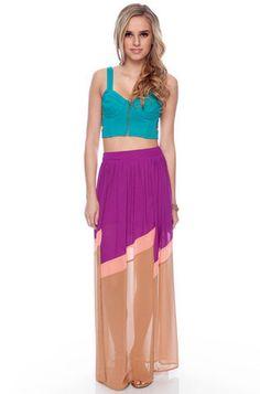 #Tobi                     #Skirt                    #Maxi #Skirt #Grape #tobi                           To the Maxi Skirt in Grape :: tobi                                            http://www.seapai.com/product.aspx?PID=1187344