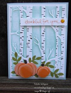 Woodland Pumpkins