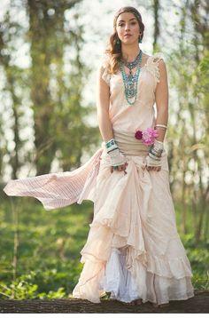 gipsy wedding boho style 0033
