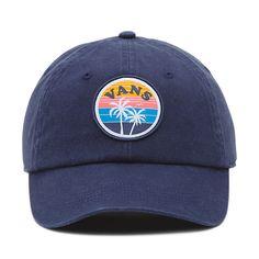 Court Side Baseball Cap Vans Hats db4371adc62a