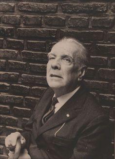 Borges todo el año: Jorge Luis Borges: Despedida - Retrato de Borges, J. Kudelmarf