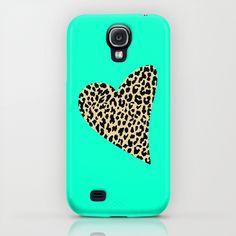 Wild Love Samsung Galaxy S4 Case