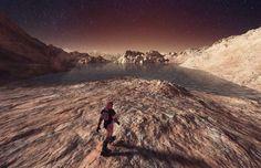 Was Mars once like Earth?