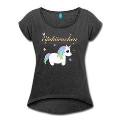 Einhorn Unicorn Pferd Pony Schmetterlinge Märchen niedlich Tier kawaii magisch Magie rund bunt süß verspielt weiß Horn pastell klein Fabelwesen mythisch Legende Mythologie magisch zaubern Fantasy dick