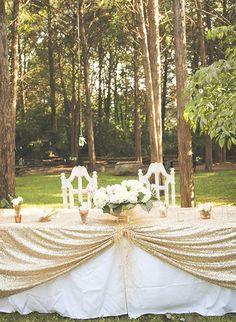 Backyard Wedding | Andi Leigh Photography