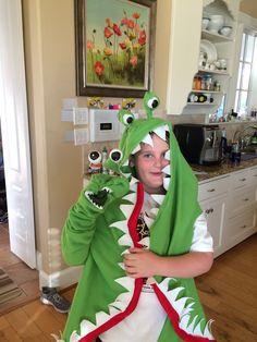 Skylanders Chompy Mage Costume