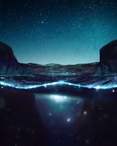 The unknowns by Henrik Evensen & Jordan Steranka #photography #nature #blue
