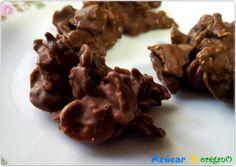 Petras de chocolate con leche Petra, Candy, Food, Pound Cake, Deserts, Recipes, Truffles, Milk, How To Make