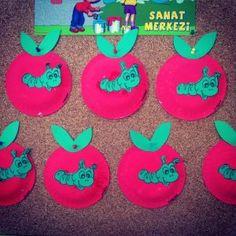 paper-plate-apple-craft-idea