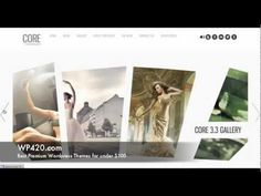Core WordPress Theme Review and Details - PurposeTheme