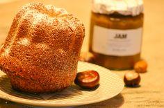 kastanien und wallnuss kuchen *jummy*