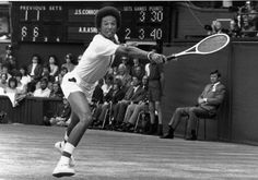 Twenty years ago, on Feb. 6, 1993, Arthur Ashe died of complications from AIDS at age 49.