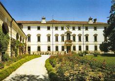 Villa Loschi Zileri, Monteviale