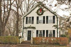 Susan Branch's home.
