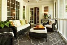 how to paint a design on your porch floor, decks patios porches, flooring, painting, I ve learned to coordinate patterns with plank width It. Porch Flooring, Outdoor Flooring, Outdoor Rugs, Outdoor Spaces, Outdoor Living, Outdoor Decor, Outdoor Ideas, Flooring Ideas, Wood Flooring