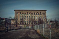 A peek inside Berghain: The World Capital of Techno