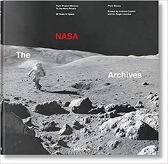 To celebrate the organization's first 60 years in space, The NASA Archives features 400+ photographs and rare renderings—spanning the moon landing, rovers on Mars and more. Launched in 1958, the National Aeronautics and Space Administration was the world's first civilian space agency with a focus on peaceful exploration—despite it being founded as part of the Space Race. With notes from science and tech journalists, NASA historians, former astronauts and more, this is comprehensive.