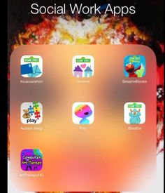 My new social works apps have taken my therapeutic sessions to a new level... I'm so excited!! Today, my students enjoyed working on the IPADS as we created Mandalas and family trees on an art therapy app. And the coolest part is it gives you a brief psychological analysis based on the colors and art strokes used by the student. Any more counseling or therapy apps I should know about?? Share!