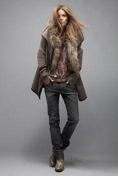 zadig   voltaire WINTER 2013 WOMEN Winter Wear fa29a64d3d2ca