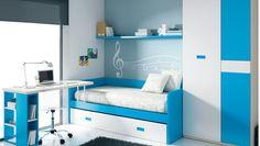1000 images about new room on pinterest google home - Dormitorios con poco espacio ...