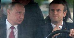 Reuters: Ρώσοι μέσω Facebook κατασκόπευαν τον Μακρόν προεκλογικά