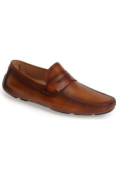 8dc05ccad18 Magnanni  Dylan  Leather Driving Shoe (Men) available at  Nordstrom Driving  Shoes
