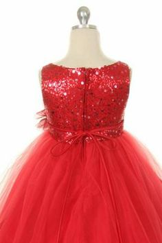 'Madison' Flower Girl dresses, Special Occasion Dress - 10 Colours