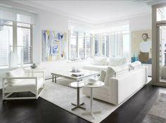 Baltus Collection #livingroom #white