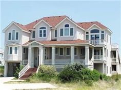Oceanfront Outer Banks Rentals | Pine Island Rentals | Atlantis