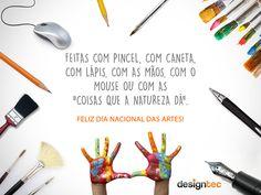 Arte pelo Dia Nacional das Artes - 2015