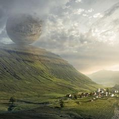 """Swedish photographer and visual artist Erik Johansson creates outstanding imaginary worlds by digitally manipulating his photos. """"Johansson picked up his interest for retouching while studying… Surreal Photos, Surreal Art, Photographs, Erik Johansson Photography, Digital Photography, Amazing Photography, Photography Tricks, Travel Photography, Photographers Near Me"""