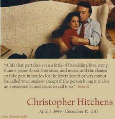 Christoper Hitchens