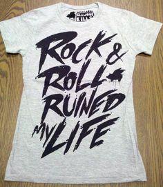 rock n roll ruined my life glmr klls