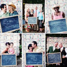 11 Fresh Ideas for Your Wedding Guest Book | Brit + Co