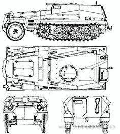 253 leichter gepanzerter Beobachtungskraftwagen 'German Artillery forward observer vehicle, with fully enclosed armoured body and artillery radios.