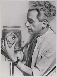 Self-Portrait, 1932 by Man Ray