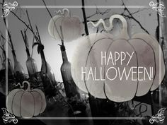 Happy Halloween Happy Halloween, Digital Art, Neon Signs