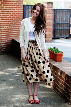 a dream of a skirt