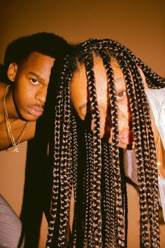 Black Love, Beautiful Black Women, Black Men, Black Photography, Grunge Photography, Brown Skin Girls, Black Girl Aesthetic, Black Girls Hairstyles, Protective Hairstyles