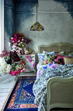 Stunning, girly bedroom -- The Interior Shopper's Best Kept Secret - Mad About The House