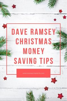 Christmas: Condense all the Dave Ramsey money saving tips into one simple, universal tip it would be this: Don't be stupid with your money. How to be smart. Money Tips, Money Saving Tips, How To Be Smart, Budget Envelopes, Sinking Funds, Cash Envelope System, Christmas On A Budget, Christmas Gift Decorations, Frugal Living Tips