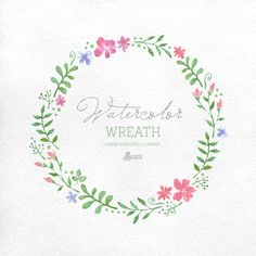 High quality hand painted watercolor wreath. Perfect graphic for wedding invitations, greeting cards, quotes and more. ----------------------------------------------------------------- INSTANT DOWNLOAD Once payment is cleared, you can download your files directly from your Etsy account. ----------------------------------------------------------------- Files in JPG and PNG(with transparent background) Wreath size aprox.: 10x10 in(25x25cm), 3000x3000px 300dpi ------------------------------...