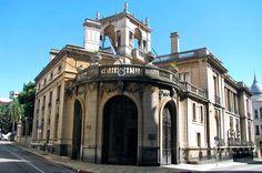 museo-de-artes-decorativas Montevideo, Uruguay Tourism, Tour Guide, Louvre, Mansions, World, House Styles, Building, Travelling