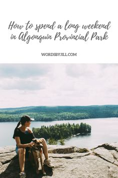 We spent a long weekend. Here are the best hikes in Algonquin Provincial Park, Ontario, Canada. Algonquin Park, Algonquin Camping, Vacation Trips, Vacation Spots, Vacations, Ontario Provincial Parks, Travel For A Year, Pvt Canada, Manitoulin Island