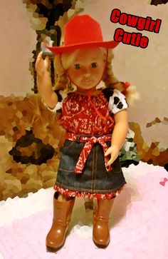 FREE SHIPPING  Multiple Styles of 18 Doll by BittyBabesandBeaus, $20.00