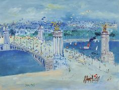 "Discover more relevant information on ""abstract artists iii"". Have a look at our internet site. Renoir, Abstract Painters, Abstract Art, Monet, Pont Alexandre Iii, Raoul Dufy, France Art, Picasso Paintings, Impressionist Art"