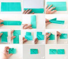Origami Envelopes & Letter Folding on Pinterest | Origami Envelope ...