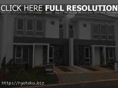 warna cat rumah minimalis merah outdoor indoor023