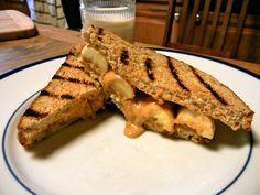 Intern Kitchen: Sweet Monkey Sandwich
